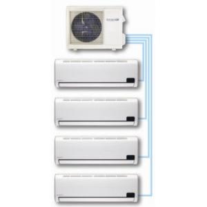 EnviroAir Multi-Zone Heat Pump Systems | EMI RetroAire